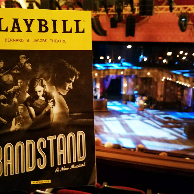 Musical Monday: Bandstand